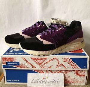Sneaker NEW BALANCE x Freaker tassie DEVIL cm998snf SZ us12 uk11.5 patta 2013