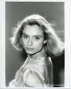 maryam d 39 abo original 1987 studio portrait the living daylights james bond girl ebay. Black Bedroom Furniture Sets. Home Design Ideas