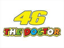 46 il medico Adesivo Decalcomania Vinile Grafico etichetta