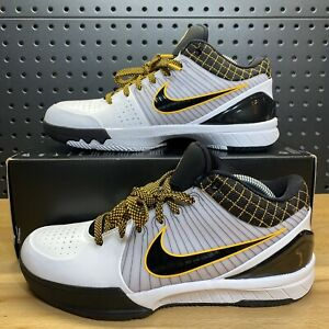 Formulate University garage  Nike Kobe Bryant IV 4 Protro Del Sol Zoom AV6339-101 Men's Size 7.5 Women's  9   eBay
