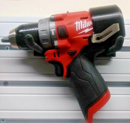 "Milwaukee M12 1//2/"" Hammer Drill /& Drill//Driver Bubble Level Attach for Belt Clip"
