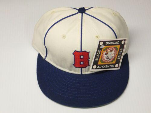 2b1fa01cc96 3 of 7 Size 7 Baltimore Elite Giants 1939 Negro League Museum Replica Baseball  Hat
