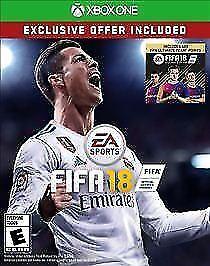 FIFA 18 Bonus (Microsoft Xbox One, 2017) for sale online   eBay