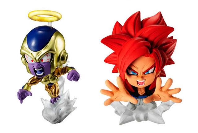 Dragon Ball Super Warrior Capsule Figure 05 Complete 4pcs Set Gashapon BANDAI