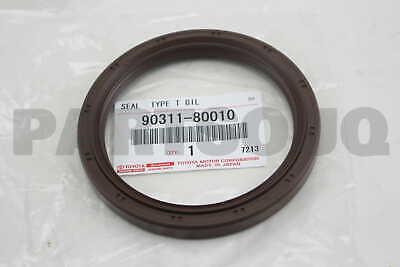 Genuine Toyota Rear Main Seal 90311-80010