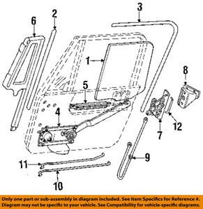 s l300 jeep chrysler oem 91 95 wrangler front door lock latch kit 55074948