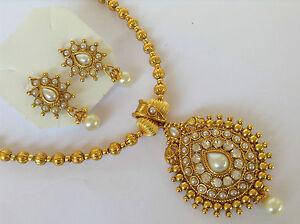 New Design Gold Necklace Set