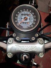 TRIUMPH BONNEVILLE THRUXTON SINGLE CLOCK BRACKET