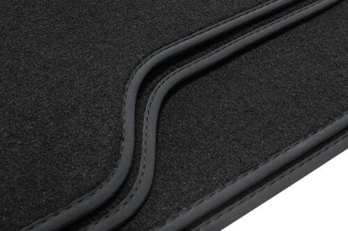 Ganzjahres Fußmatten für BMW 3er F30  F31 ab Bj 2012