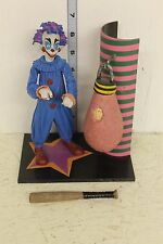Killer Klown from Outer Space Figure by Sota Blue Tower Records LOOSE