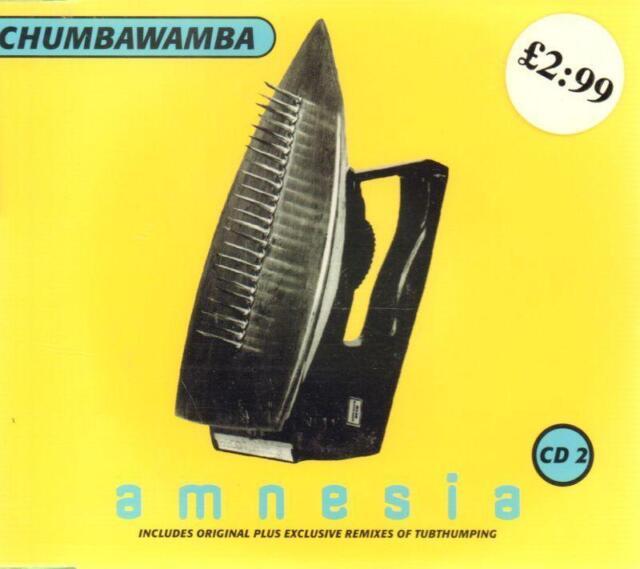 Chumbawamba(CD Single)Amnesia-New