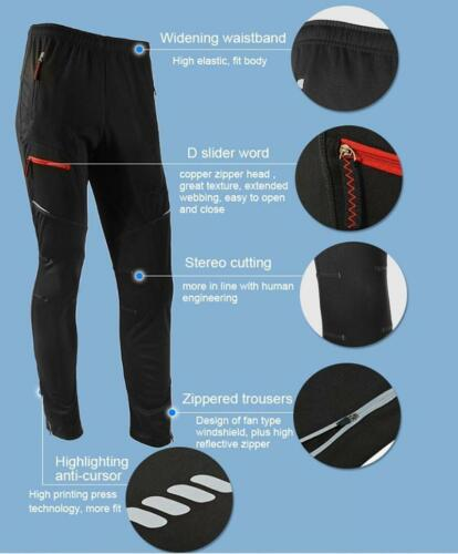 Unisex Bicycle Bike Tights Riding Sports Long Trousers Cycling Pants Casual