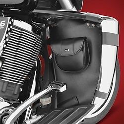 Victory-Cross-Country-Cross-Roads-amp-Magnum-Black-Classic-PAC-A-DERMS-W-POUCHES