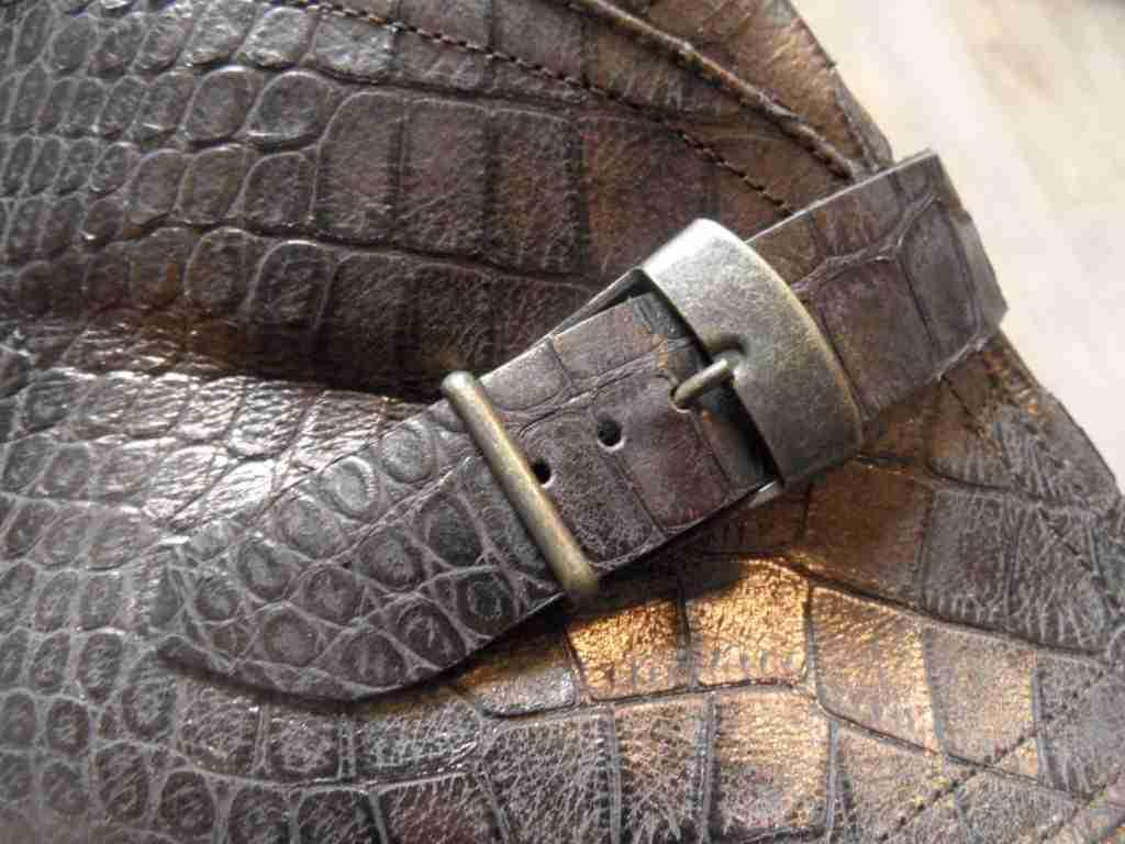 GABOR GABOR GABOR stylische Stiefeletten bronze Reptiloptik Gr. 4 / 37 NEU ZC1116 214fbf