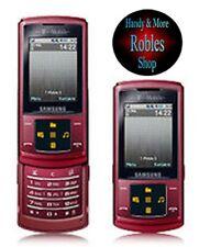 Samsung SGH U900 Soul Rot (Ohne Simlock) 3G 4BAND 5MP RADIO MP3 Rarität TOP OVP
