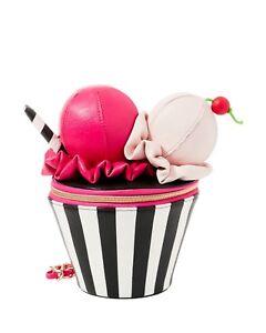 Betsey-Johnson-Kitsch-Brain-Freeze-Ice-Cream-Sundae-Wristlet-BJ66525N