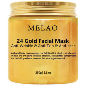 24K-Gold-Collagen-Facial-Face-Mask-Moisture-Anti-Aging-Remove-Wrinkle-Skin-Care