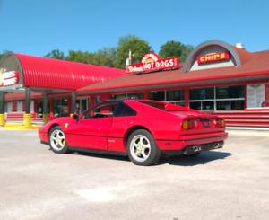 1987 Ferrari 328 replica kit car trade?