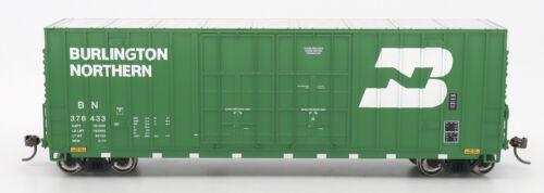 InterMountain HO 4133001 Burlington Northern Gunderson 50Ft High Cube DD Boxcar
