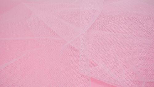Orchid Dress Net Tutu Fabric Tulle Fairy Bridal Nylon Material FLARE FREE