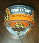 2 x Silver Gorilla Tape (Each Roll: 1.88