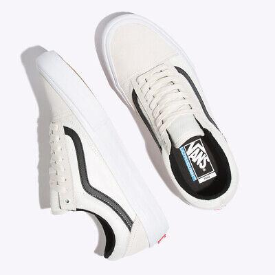 Vans Ballistic Old Skool Pro Skate Sneakers Cream White VN0A45JCVG1 Size US 4 13 | eBay