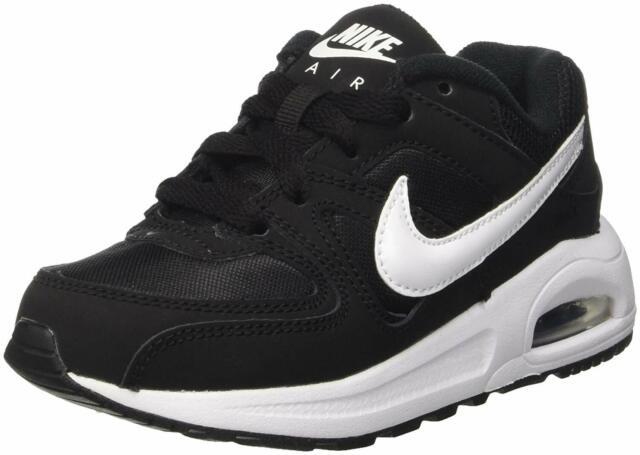 Nike Air Max Command Flex (PS), Scarpe da Ginnastica Bambino 844347 011 COM