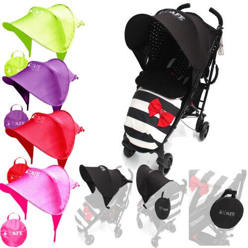 I-Safe Buggy Shade Universal Stroller Shade Maker Fits Cuggl Hawthorn Pushchair
