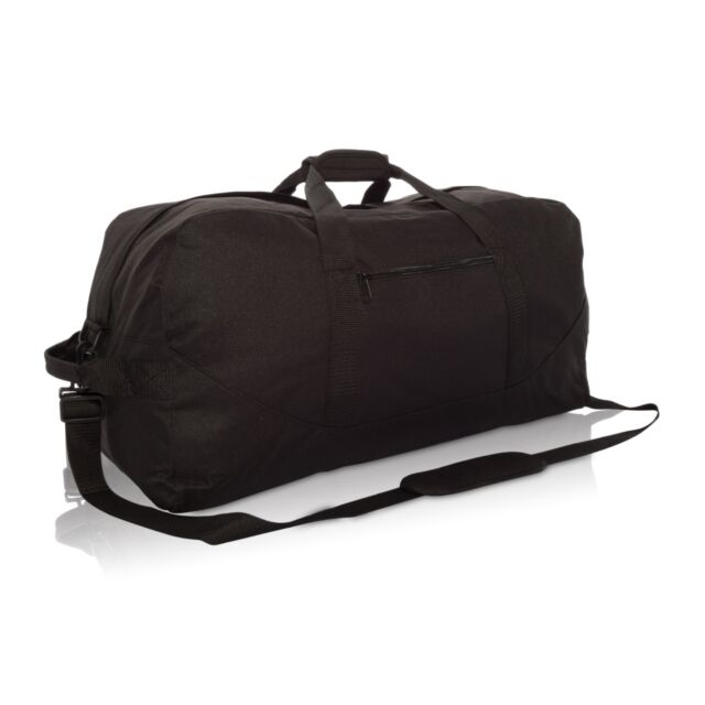 243df2ecd567 Gym Sports 25 Big Adventure Large Bag DALIX Duffle Black Duffel ...