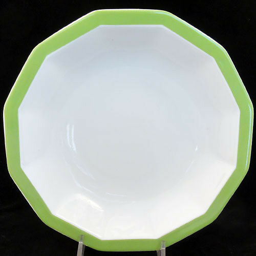 "SUNION Rim Soup 7.25"" diameter Rosenthal Porcelain NEW NEVER USED Made Germany"