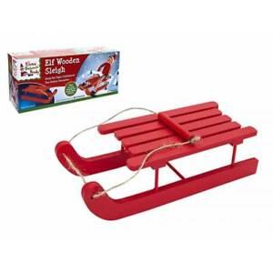 Elves-Behavin-Badly-Wooden-Elf-Sleigh-Christmas-Naughty-Elf-Xmas-Prop