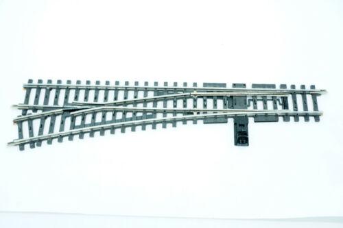 2271L K-Gleis schlanke Handweiche links 14°26/' gebraucht Märklin 2272