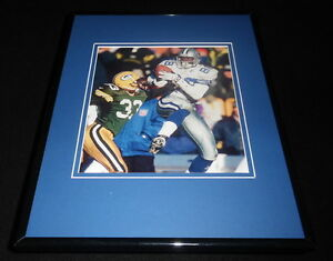Michael-Irvin-Framed-11x14-Photo-Display-Cowboys-vs-Packers