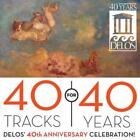 40 Tracks for 40 Years von Orbelian,Litton,Zdenek (2013)