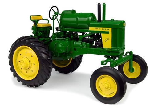 NEUF JOHN DEERE 620LP Haut Crop tracteur Precision clé  5, 1 16 (TBE15904)