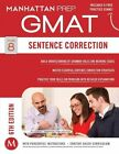 Sentence Correction GMAT Strategy Guide by Manhattan Prep (Paperback, 2014)