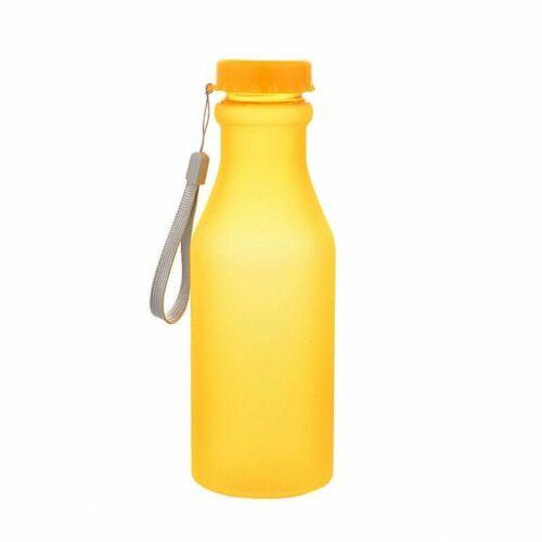 550 ml bouteille d/'eau en Plastique Sport étanche Yoga Shaker étudiant Drinking Tourisme