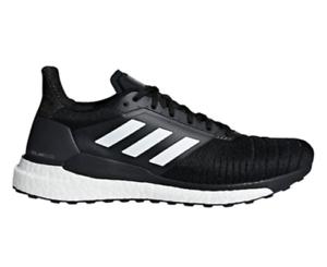 ADIDAS BB7447 Black/White SOLAR GLIDE Mn's (M) Black/White BB7447 Mesh Running Shoes 28372e