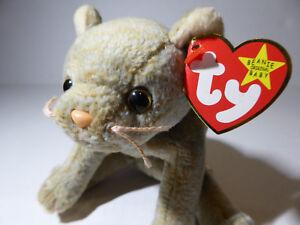 d1299ac2665 TY Beanie Babies Scat Kitty Cat (1998) 6