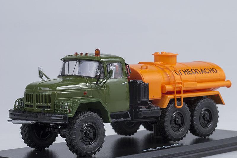 1 43 SSM ZIL 131 Tanker Truck SSM1056