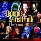 Legends of Irish Folk: A Song for Ireland by Various Artists (CD, Dec-2007, 2 Discs, RMG Chart)