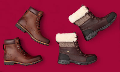 Any-Weather-Busting Boots