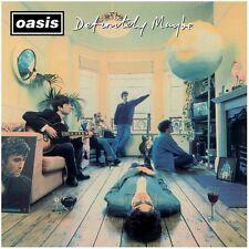 Oasis - Definitely Maybe [New Vinyl] Gatefold LP Jacket, Rmst