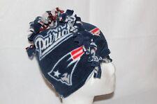 Fringe ~ Mohawk Fleece Hat ~ New England Patriots (M/L)