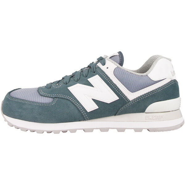 NEW Balance ML 574 seg Scarpe Citadel GREY WHITE  ml574seg VERDE GRIGIO 565