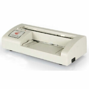 Us 220v business card cutter automatic binding machine electric image is loading us 220v business card cutter automatic binding machine reheart Gallery