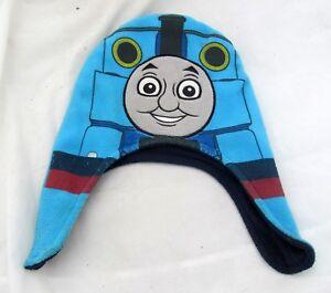 Thomas-the-Tank-Engine-Train-Railroad-Boys-039-Accessory-Kids-Costume-Blue-Cap-Hat