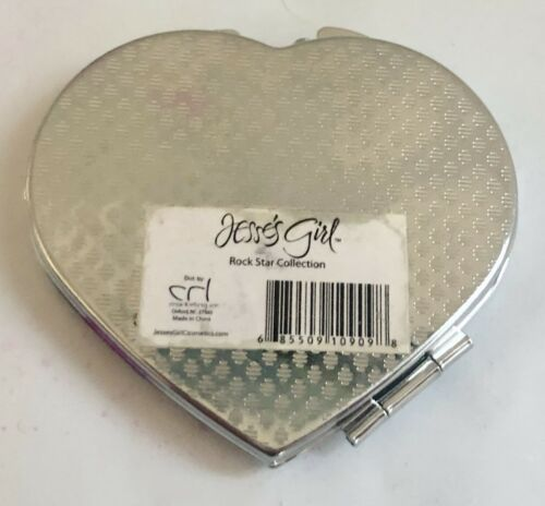 BOGO Free NEW Jesse/'s Girl Rock Star Collection Mirrored Compact You Choose!