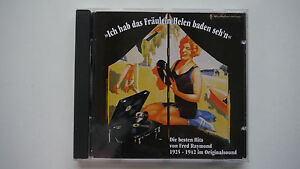 Ich-hab-das-Fraeulein-Helen-baden-seh-n-Fred-Raymond-im-Originalsound-CD