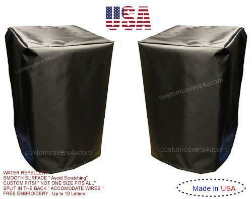 2PK FOCAL STUDIO SPEAKER MONITOR CUSTOM DUST COVERS CHOOSE YOUR MODELS !